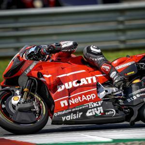 MotoGp: Petrucci in Austria non cancella Brno, di Roberto Pagnanini