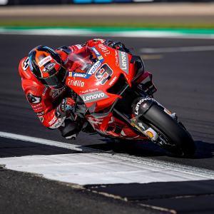 MotoGp: Petrucci lontano dai primi perde il terzo posto in classifica generale, di Roberto Pagnanini