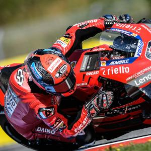 MotoGp: Danilo Petrucci ottavo in prova a Brno