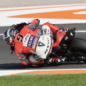 MotoGp: Conclusi i test a Valencia, Petrucci quinto a 2 decimi da Viñales, di Roberto Pagnanini