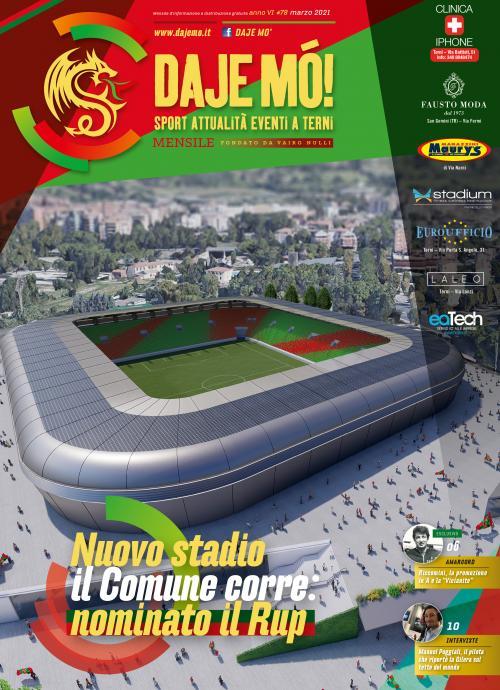 Nuovo stadio, il Comune corre: nominato il Rup