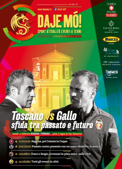 Toscano vs Gallo. Sfida tra passato e futuro