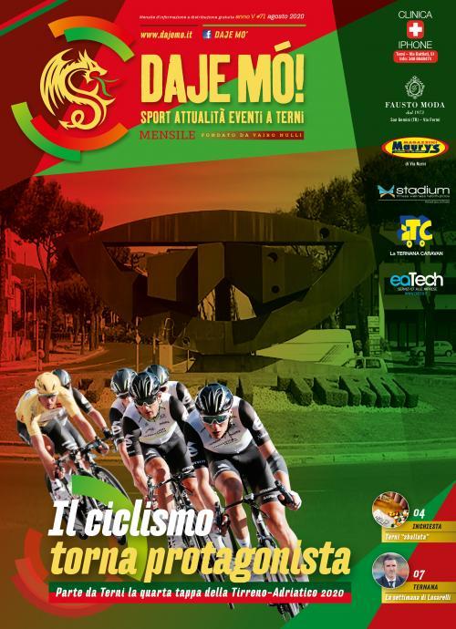 Il ciclismo torna protagonista