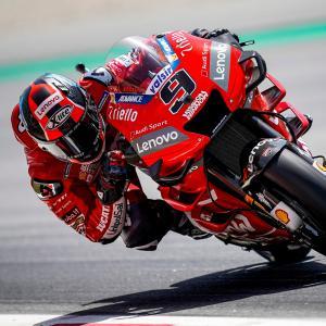 MotoGp: Day1 Aragon, Petrucci chiude a 2 secondi da Marquez, di Roberto Pagnanini