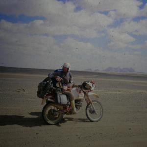 Intervista a Mario Montanari (seconda parte): Un altro Montanari a Dakar? Magari!