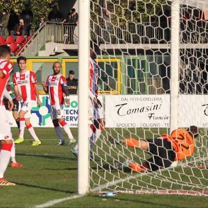 Foto Gallery Ternana vs Vicenza 0-2 (Giacomelli 18'- Zonta 78')