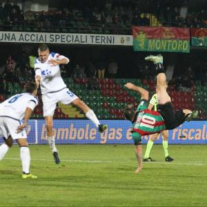 Foto Gallery Ternana vs Fermana 2-0 ( Vantaggiato-Defendi )