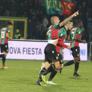 Ternana vs Fermana 2-0