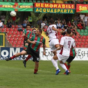 Gol Salsano 1-1-foto A.Mirimao