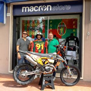 Motorally: Tommaso Tommy Montanari, la dodicesima Fera!