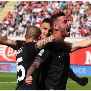 Perugia vs Ternana U. 2-3  Foto A.Mirimao