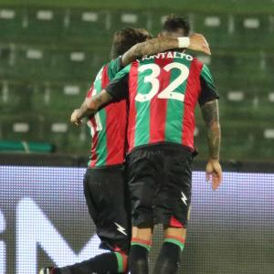 Ternana vs Brescia 1-1 foto A. Mirimao