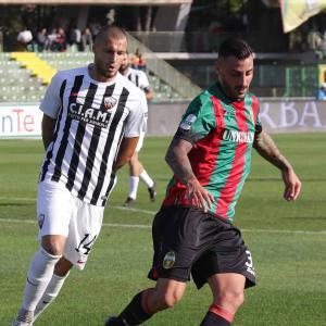 Ternana U. vs Ascoli  1-1