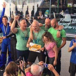 I Panik Evolution mettono le ali ...primi ai Campionati ItalianI INDOOR