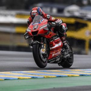 MotoGp: Monsieur Petrucci si riscatta e trionfa a Le Mans