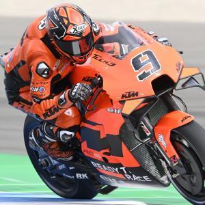 MotoGP: Assen Day1, Petrucci nono