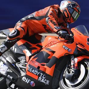 MotoGP: Petrucci, KTM-Dakar più di un sogno. Intanto al RedBull Ring chiude 18mo  il primo giorno di prove