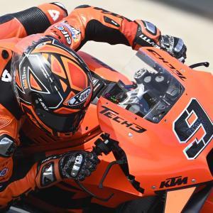 MotoGP: Petrucci sfortunato, chiude diciottesimo le prove ufficiali