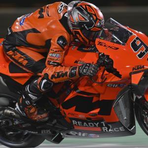 MotoGp: GP del Qatar2, sesta fila per Petrucci