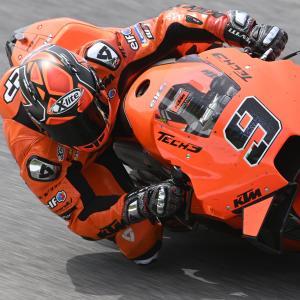 MotoGP: Diciottesimo tempo e sesta fila per Danilo Petrucci al Mugello