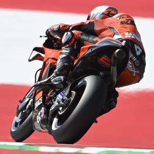 MotoGP: Sabato amaro per Petrucci in Austria, la KTM lo appieda e lui non va oltre un'ultima fila in prova