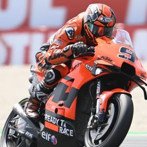 MotoGP: Ad Assen Petrucci rimonta ed entra in zona punti