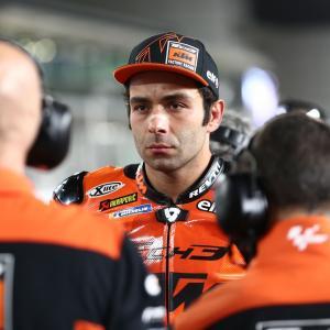 MotoGp: Non dura neppure un giro il primo GP in KTM di Petrucci