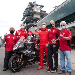 MotoAmerica: Nella vittoria USA di Lorenzo Zanetti c'è un pizzico di rossoverde