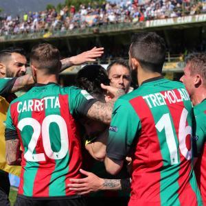 Ternana U. vs Cittadella ( 5-1 ) Foto A. Mirimao