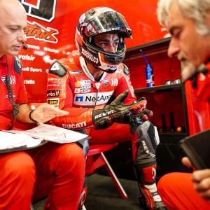 MotoGp: Petrucci ottavo conquista la Q2, di Roberto Pagnanini