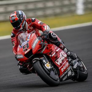 MotoGp: Petrucci chiude quinto a Jerez, di Roberto Pagnanini