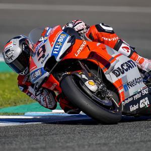 MotoGp: Conclusi i test IRTA a Jerez, Danilo Petrucci secondo nella combinata, di Roberto Pagnanini