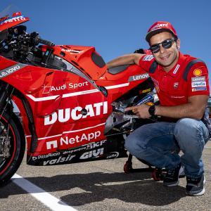 MotoGp: C'è la firma, Danilo Petrucci ancora in Ducati ufficiale nel 2020, di Roberto Pagnanini