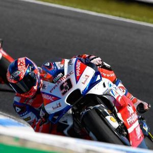 MotoGp: Un problema tecnico segna la gara di Petrucci, di Roberto Pagnanini
