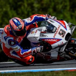 MotoGp: A Brno Petrux subito veloce, di Roberto Pagnanini