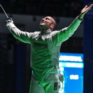 Scherma: Alessio Foconi campione del mondo di Fioretto