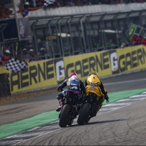 Sensazionale doppio podio per il GRT Yamaha World SSP