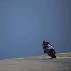 Ad Aragon prima fila per il GRT Racing Team ma non la pole, di Roberto Pagnanini