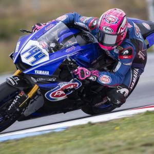 WSBK: Mahias e Caricasulo ad un secondo dalla pole a Brno - di Roberto Pagnanini