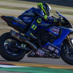 WSBK: GRT Racing, ad Aragon si salva soltanto Cortese, di Roberto Pagnanini