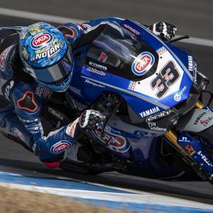 WSBK: A Jerez segnali di ripresa per Melandri ma il primi sono ancora lontani, di Roberto Pagnanini