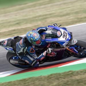 WSBK: Gara1 a Misano, Melandri e Cortese nella Top10, di Roberto Pagnanini