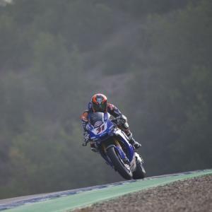 WSBK: L'ottavo posto di Gerloff è il miglior risultato nel week end di Jerez per il GRT