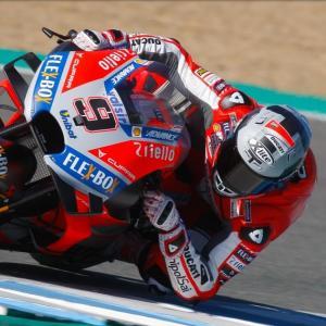 MotoGp: Test Jerez, Petrucci buona la prima, di Roberto Pagnanini