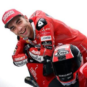MotoGp: Danilo Petrucci e quel sorriso ritrovato ...