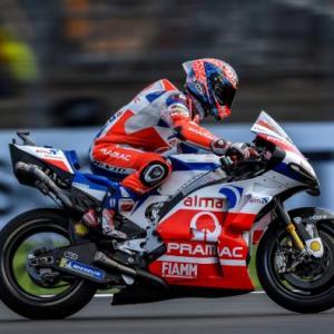 MotoGp: A Silverstone sesto tempo e seconda fila per Danilo Petrucci, di Roberto Pagnanini