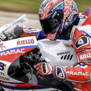 Jerez, primo giorno di prove: Danilo Petrucci veloce e ottimista oltre il risultato odierno, di Roberto Pagnanini