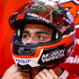 MotoGp: Petrucci, si riparte da un sesto posto, di Roberto Pagnanini