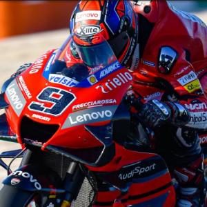 MotoGp: L'ultimo GP in rosso di Danilo Petrucci inizierà dalla sesta fila