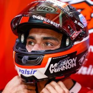 MotoGP: Danilo Petrucci